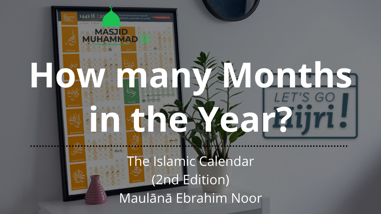 How many Months in the Year?